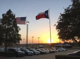 American Flag Sunset New Tall Flagpoles Show Mac Churchill U0027s Patriotism Fletchman44