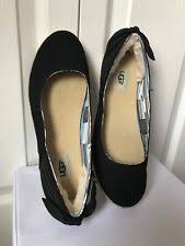 ugg s roni shoes black ugg australia s cas casual slip on shoe black 10 s ebay