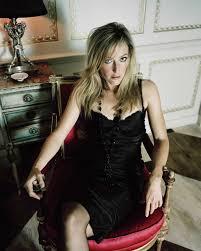 Gillian Anderson Latex - ladies in satin blouses jul 20 2013