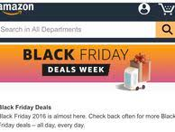 amazon black friday books e books cnet