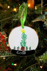 globe keepsake ornament