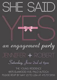 engagement party invitation ideas futureclim info
