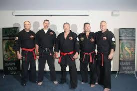 Hamilton Of Martial Arts Jiu by Grandmaster Chris Stinger