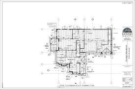 53 roof framing plan whats in a good set of house plans randall