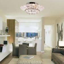 Flush Ceiling Lights Living Room Lightinthebox Modern Semi Flush Mount In Feature Home