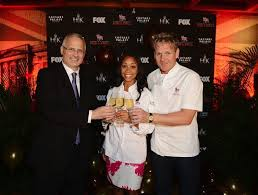 Hell S Kitchen Season 11 - ja nel witt wins hell s kitchen 250 000 job at gordon ramsay pub