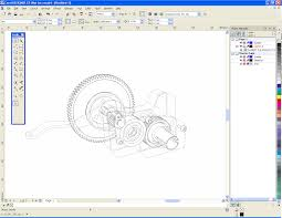 corel designer working with exploration 6 3 and corel technical suite the