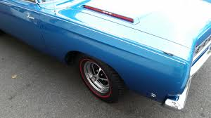 1968 plymouth roadrunner 38 000 miles sold bobo u0027s rods