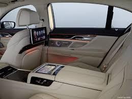 vip bmw 7 series 2016 bmw 750li xdrive uk spec interior rear seats hd