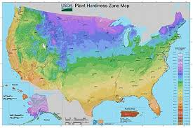 zone map for usa hardiness zone