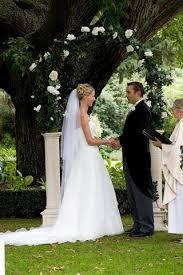 wedding arches nz arch decorated