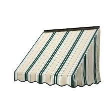 Nulmage Awnings Shop Nuimage Awnings 60 In Wide X 24 In Projection Forest Green
