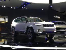 jeep concept cars jeep yuntu concept unveiled at auto shanghai 2017 in images