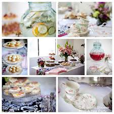 High Tea Party Decorating Ideas Tea Party Bridal Shower Event Tea Party Bridal Shower Ideas