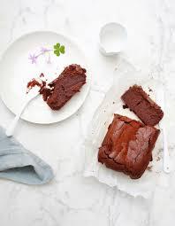 comment cuisiner un gateau au chocolat gâteau au chocolat minceur pour 4 personnes recettes à table