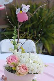 Centerpiece For Baby Shower by 8 Best Idea U0027s For Claire U0027s Baby Shower Images On Pinterest Owl