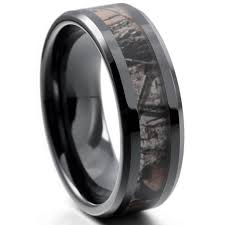 camo mens wedding bands black camo ceramic men s or women s ring wedding bands anniversary