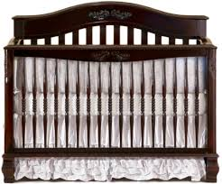 Convertible Crib Espresso Mercedes Convertible Crib Bellini Baby And Furniture