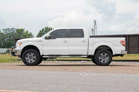 Ford Raptor With Lift Kit - 3in upper bolt on lift kit for 2009 2013 ford 4wd f 150 pickup