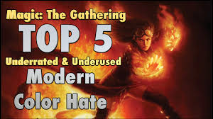 mtg the top 5 underrated and underused modern color