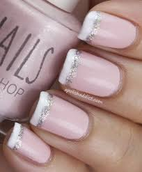 french manicure nail design i have also added picture of reverse