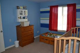 bedroom good looking red and blue bedroom design and decoration