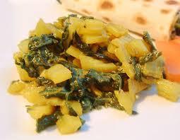 cuisiner le vert des blettes recette blettes à l indienne 750g
