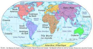 map asie world maps regions and countries
