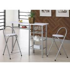 table cuisine haute table haute pour cuisine avec tabouret maison design bahbe com