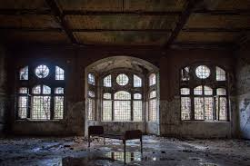 abandoned buildings captured in stunning urbex photography