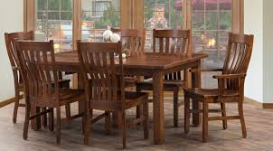 Amish Dining Room Furniture Amish Furniture Greensburg Dining Room Furniture Pennsylvania