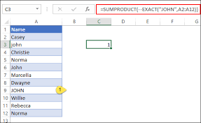 6 simple ways to count cells with text in excel formula vba