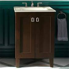 kohler bathroom design kohler tailored poplin 24 bathroom vanity bathroom vanities
