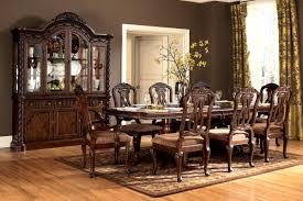 Used Dining Room Set Bathroom Agreeable Buy Ashley Furniture Chimerin Oval Dining