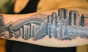 17 distinct chicago skyline tattoos with meanings tattoos win
