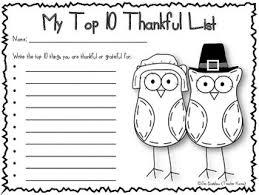 i am thankful lists thanksgiving gratitude giving thanks