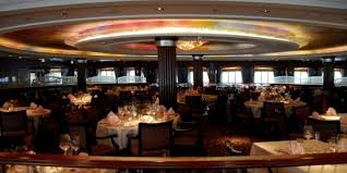 Crystal Cruises Updates  New Culinary - Crystal dining room