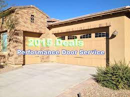 garage door phoenix deals and coupons performancedoorservice com