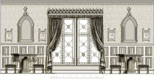 gothic room agrell architectural carving historical room design gothic