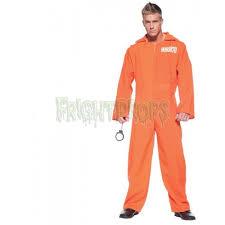 orange jumpsuit orange prison jumpsuit std frightprops com