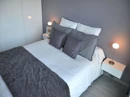 chambre grise et violette deco chambre gris et mauve chambre grise et violette montage deco
