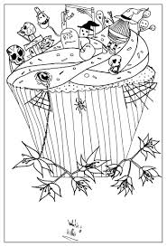 cupcake coloring page cup cakes by valentin 1 cup cakes coloring pages for adults
