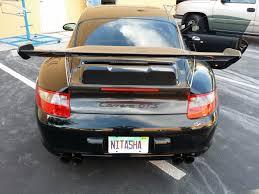 porsche 944 spoiler 2005 2012 porsche 911 997 coupe gt3 rs v2 style tailbase wing
