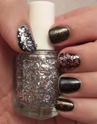 glitter obsession essie luxeffects swatches and review