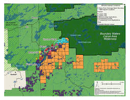 Bwca Map What Sportsmen Need To Know About The Boundary Waters Mine