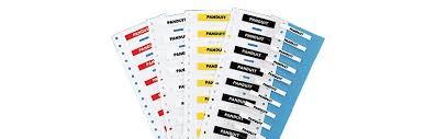 Patch Panel Label Template Excel Panduit Signs Labels Identification