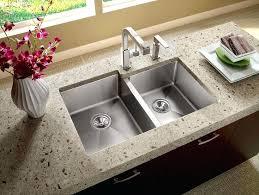 undermount double kitchen sink undermount double kitchen sink 1 4 double bowl stainless steel