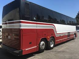 1993 prevost h3 40 motorcoach costa mesa ca abc companies inc