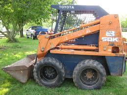 toyota skid steer loader parts machines pinterest skid steer