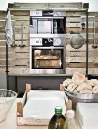 cuisine en palette bois meuble de cuisine en palette excellent meuble de cuisine en